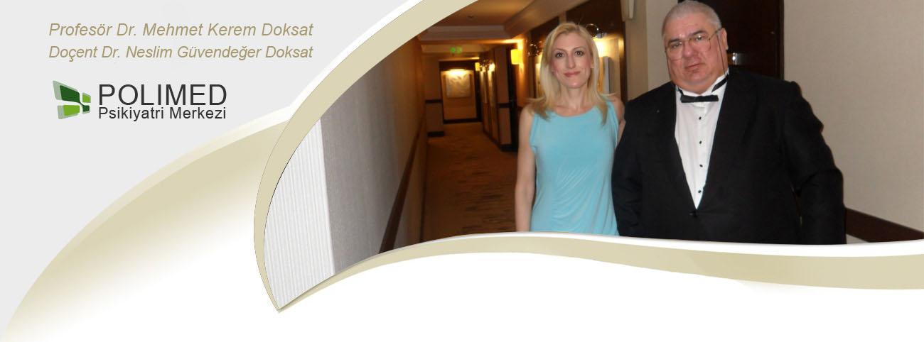 Doçent Dr. Neslim Güvendeğer Doksat ve Profesör Dr. Mehmet Kerem Doksat